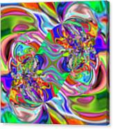 Abstract 389 Canvas Print