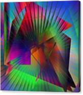 Abstract 7690 Canvas Print