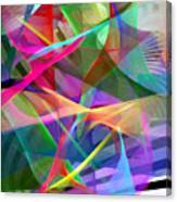 Abstract 9488 Canvas Print