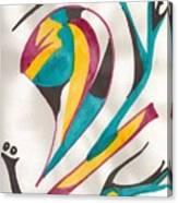 Abstract Art 105 Canvas Print