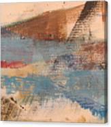 Abstract At Sea 2 Canvas Print