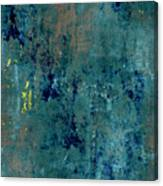Abstract Back Cover Design  Canvas Print