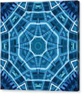 Abstract Blue 18 Canvas Print