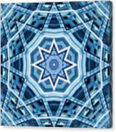 Abstract Blue 22 Canvas Print