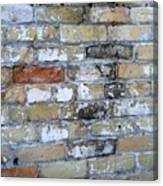 Abstract Brick 10 Canvas Print