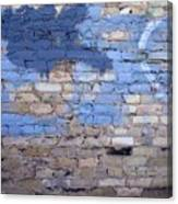 Abstract Brick 3 Canvas Print