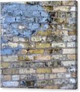 Abstract Brick 6 Canvas Print