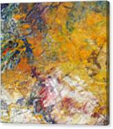 Abstract Composite Canvas Print