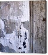 Abstract Concrete 9 Canvas Print