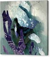 Abstract Construction Canvas Print