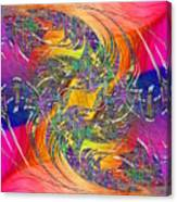 Abstract Cubed 314 Canvas Print