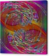 Abstract Cubed 320 Canvas Print