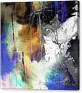 Abstract Dance Canvas Print