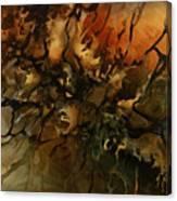 Abstract Design 59 Canvas Print