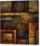 abstract design  A Canvas Print