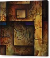 abstract design  B Canvas Print