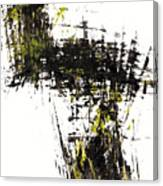 Abstract Expressionism Intensive Painting 62.102511   Canvas Print