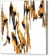 Abstract Expressionism Painting Series 734.102910 Canvas Print