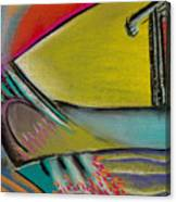 Abstract Expressive 002 Canvas Print