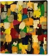 Abstract Fun Canvas Print