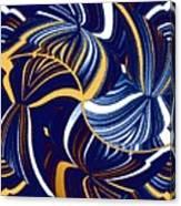 Abstract Fusion 279 Canvas Print