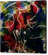 Spirits Moves Me Canvas Print
