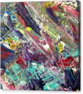 Abstract Jungle 7 Canvas Print
