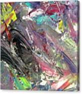 Abstract Jungle 9 Canvas Print