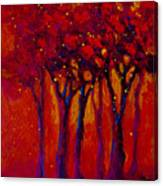 Abstract Landscape 2 Canvas Print