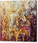 abstract landscape VI Canvas Print