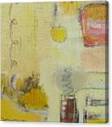 Abstract Life 1 Canvas Print