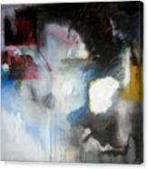 Abstract No 5 Canvas Print