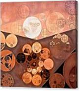 Abstract Painting - Paarl Canvas Print