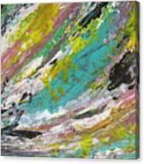 Abstract Piano 1 Canvas Print