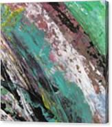 Abstract Piano 2 Canvas Print