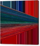 Abstract Pipeline Canvas Print