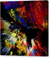 Abstract Pm Canvas Print