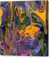 Abstract - Rebirth Series 007 Canvas Print