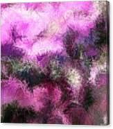 Abstract Rhythm Canvas Print