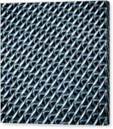 Abstract Rubber And Iron Mat Canvas Print