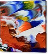 Abstract Series N1015al  Canvas Print