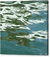 Abstract Splash Canvas Print