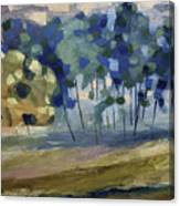Abstract, Spring Canvas Print
