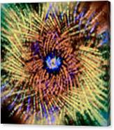 Abstract Swirl 01 Canvas Print