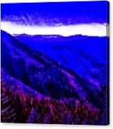 Abstract Views Canvas Print