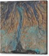 Abstract Vii Wr Canvas Print