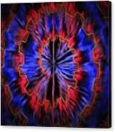 Abstract Visuals - Quantum Mechanical Headache Canvas Print