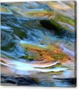 abstract water 2309DB Canvas Print