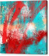 Abstract25 Canvas Print