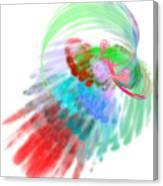 Abstractedness - 3 Canvas Print